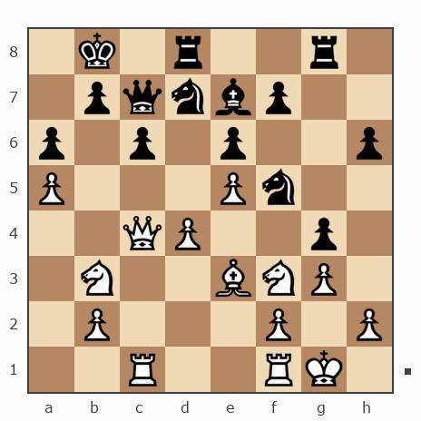 Game #7852530 - Евгений Вениаминович Ярков (Yarkov) vs Володиславир