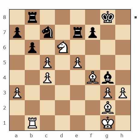 View game #1265712 - nift vs Шерлок