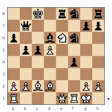 Партия №6940536 - Асронов Зафарбек Фозилжонович (Зафар) vs Mihachess