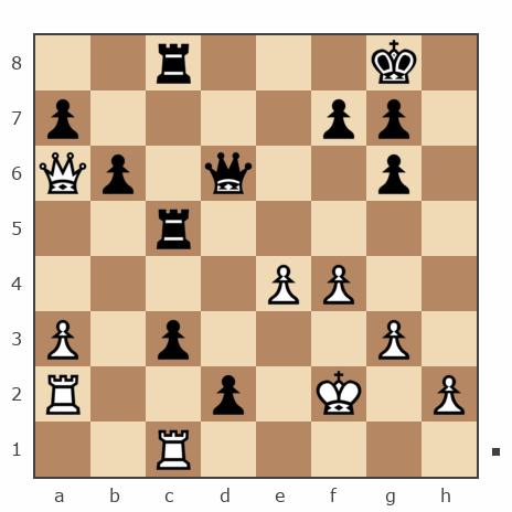 View game #7820622 - kulibin1957 vs Fextovalshik