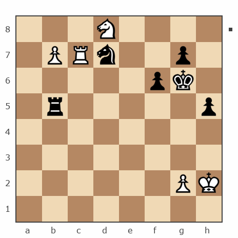 Партия №7842893 - Гусев Александр (Alexandr2011) vs Olga (Feride)
