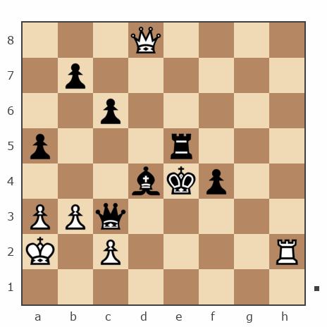 Game #7850362 - Борис (BorisBB) vs Петр Медведев (SuperVirus)