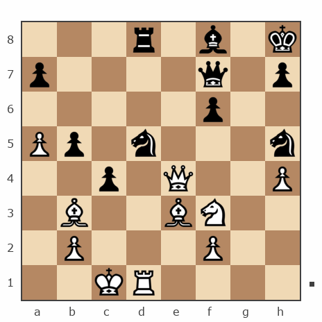 Game #7842959 - Александр (Doctor Fox) vs Александр (РАВ)