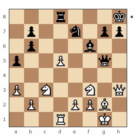 Game #7847259 - Константин (rembozzo) vs Павел Григорьев