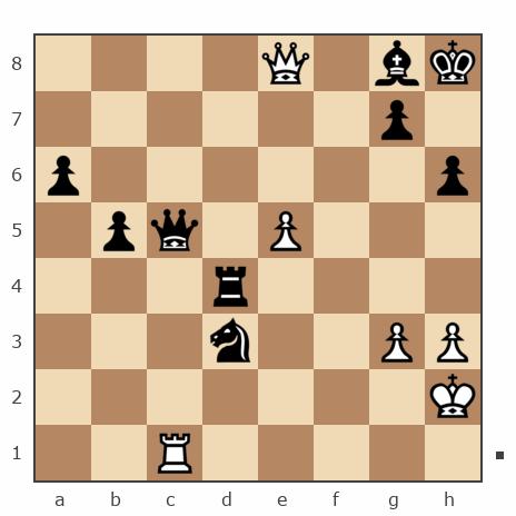 Game #7848101 - рассказов владимир (расс) vs Петр Медведев (SuperVirus)