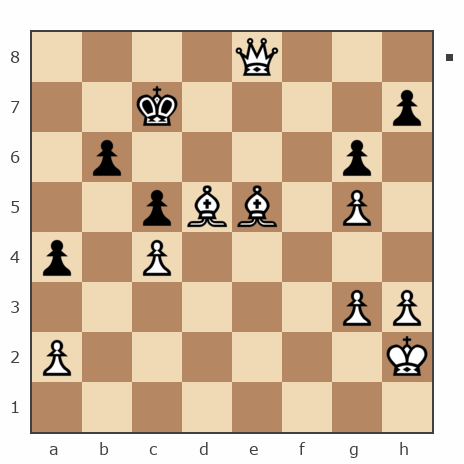Просмотр партии №7803704 - Слава 888 vs wadimmar85
