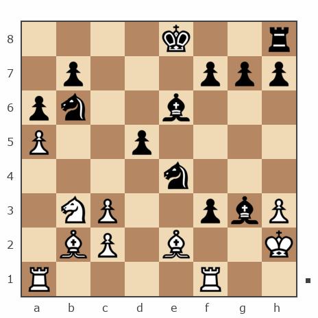Game #7845954 - Олег (ObiVanKenobi) vs Константин Ботев (Константин85)