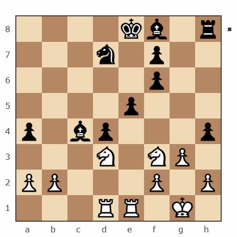Game #7852531 - Володиславир vs Евгений Вениаминович Ярков (Yarkov)