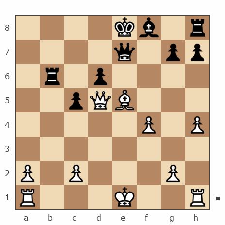 View game #7818925 - Мраком vs kulibin1957