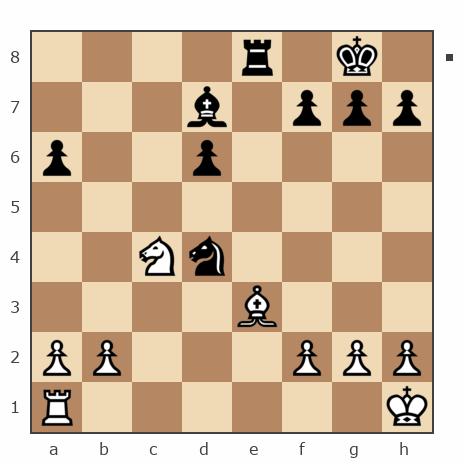 Просмотр партии №7813665 - ZIDANE vs sk195708