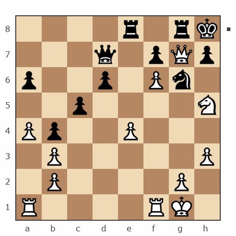 Просмотр партии №7813167 - КАА vs Andrey277
