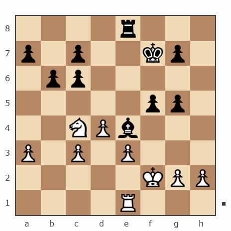 Партия №7847265 - Waleriy (Bess62) vs Сергей Евгеньевич Нечаев (feintool)