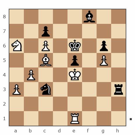 Game #7848308 - Александр Николаевич Семенов (семенов) vs Володиславир
