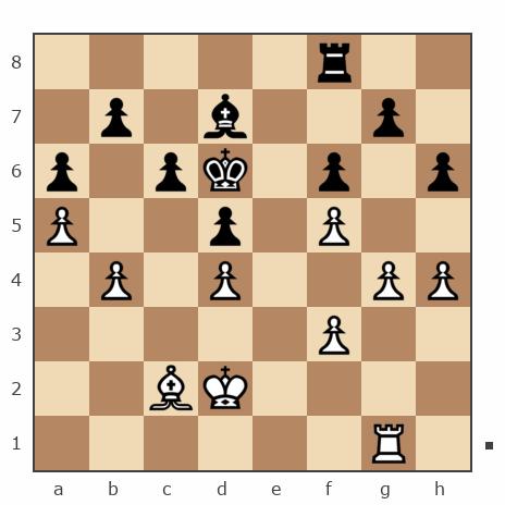 View game #7728661 - Константин85 vs Chessburger