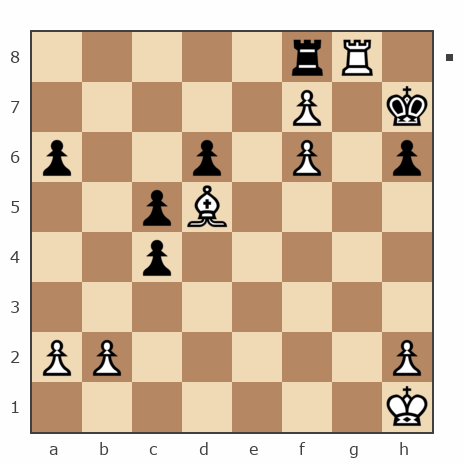 Просмотр партии №7813591 - legotin vs serg652008