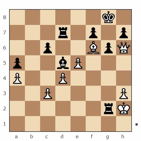 Партия №7847485 - маруся мари (marusya-8 _8) vs Григорий (grinya777)