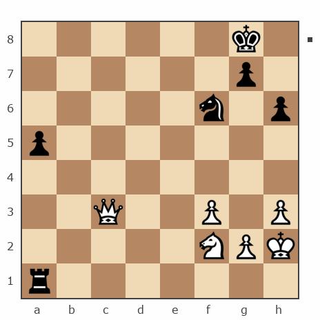 Просмотр партии №7830931 - авсигрок vs Bor Boss