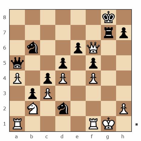 Просмотр партии №7555846 - DrNix vs Дима Палыч