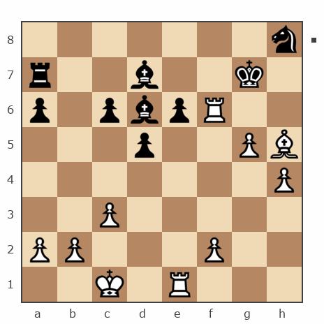 Просмотр партии №2829608 - Napoil50 vs Mahinder