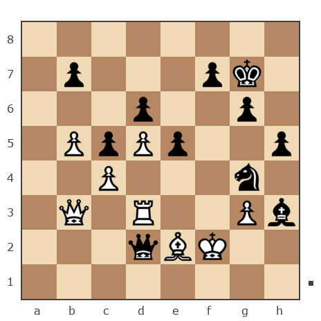 Game #5056586 - Татьяна (рак) vs pavel (pilvi)