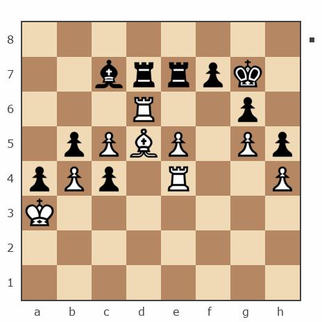 Game #7840305 - Александр (Doctor Fox) vs Александр (РАВ)