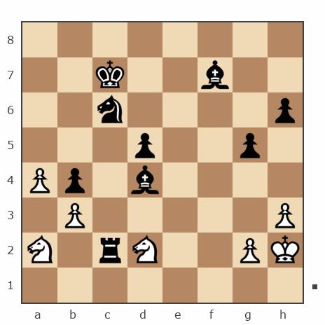 Партия №7842892 - Olga (Feride) vs Гусев Александр (Alexandr2011)