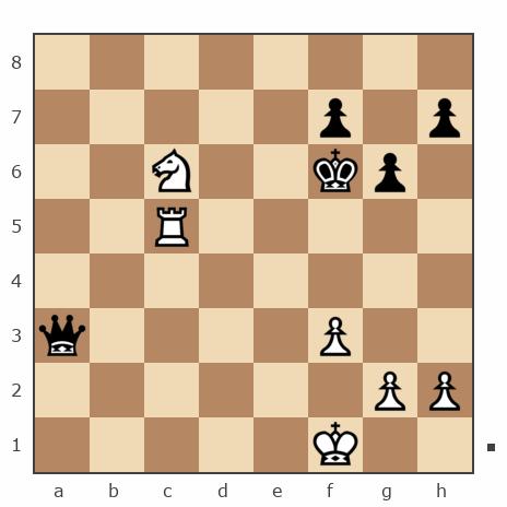 Game #7850453 - Гера Рейнджер (Gera__26) vs Виталий (klavier)