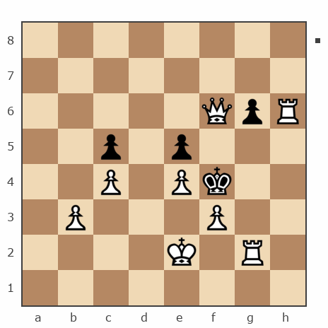 Game #5056578 - Рифат Урманчеев (Риф) vs юрий (гагаринюра)
