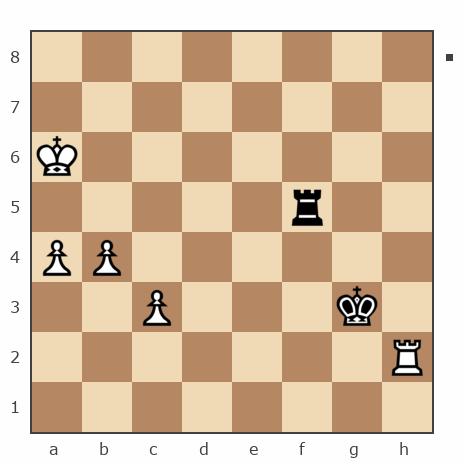 Game #7842943 - Александр (Doctor Fox) vs Александр (РАВ)