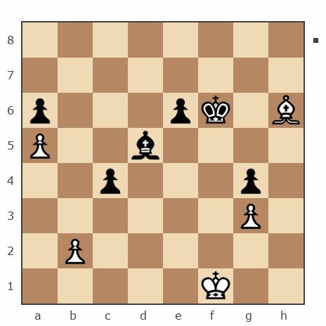 Просмотр партии №7813264 - ZIDANE vs valery 64