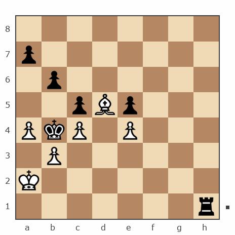 Партия №7707594 - Сергей (Бедуin) vs Дмитрий (vdimas)
