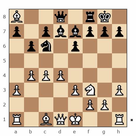Game #7851219 - Ольга (fenghua) vs Shlavik
