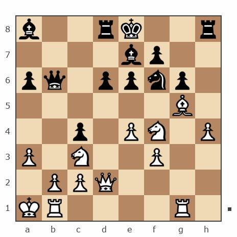 Просмотр партии №7160464 - TolmachevM vs Topmagic