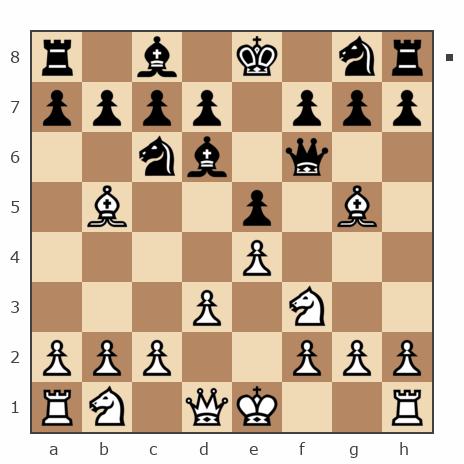 Game #7831510 - Shlavik vs Ольга (fenghua)