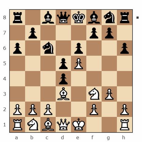 Просмотр партии №7560857 - Chief_Designer vs Vasilij  2