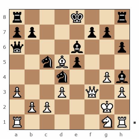 Game #7847343 - Борис (BorisBB) vs Петр Медведев (SuperVirus)