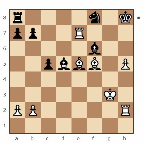Game #7850482 - Игорь Владимирович Кургузов (jum_jumangulov_ravil) vs Виктор Иванович Масюк (oberst1976)