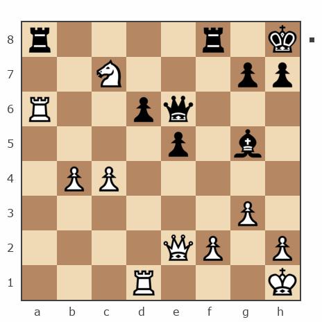 Game #7842945 - Александр (Doctor Fox) vs Сергей (skat)