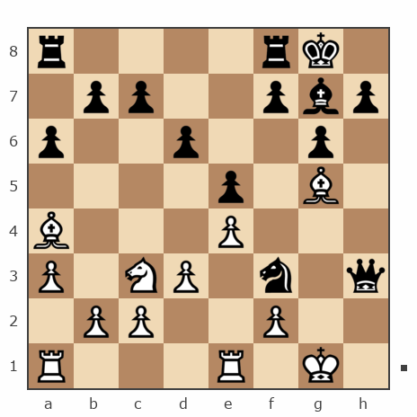 Game #7848500 - Shlavik vs Ольга (fenghua)
