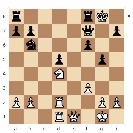 Game #7848306 - Александр (Doctor Fox) vs Сергей (Sergey-0401)