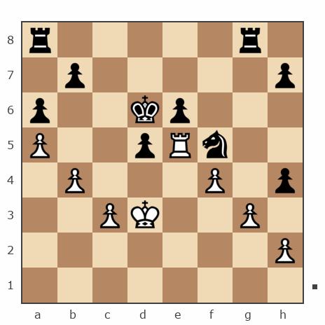 Game #7850350 - MASARIK_63 vs Блохин Максим (Kromvel)