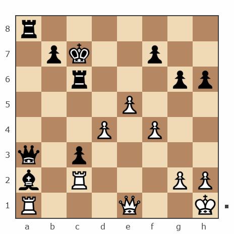 Game #7849546 - Володиславир vs Александр (Doctor Fox)