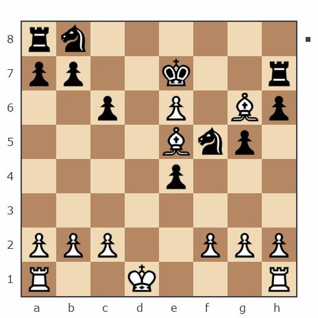 Game #7849415 - Борисыч vs Петр Медведев (SuperVirus)