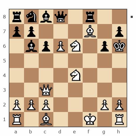 Партия №7842583 - alex22071961 vs Olga (Feride)