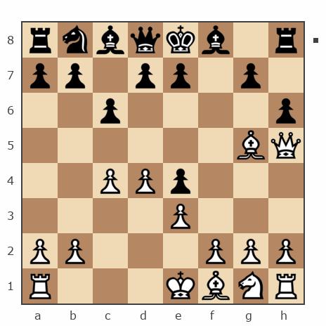 View game #7820126 - Байкал vs kulibin1957