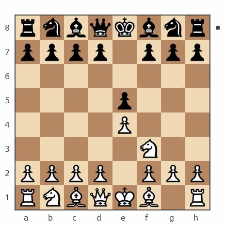 View game #1498301 - Homik vs МАКС-28