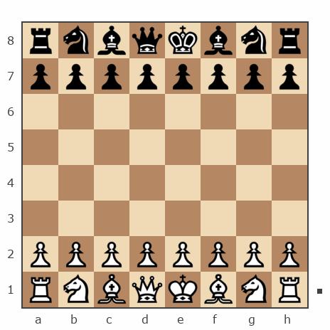 Просмотр партии №7504403 - Fedor vs EVRAZES